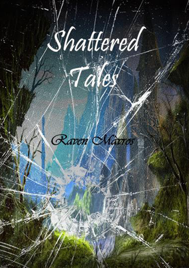 Shattered Tales portada